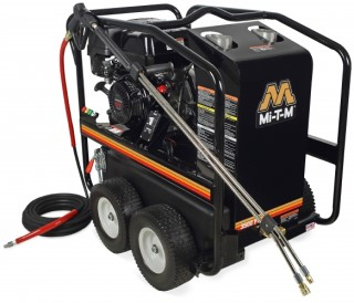 Hot-Water Pressure Washer